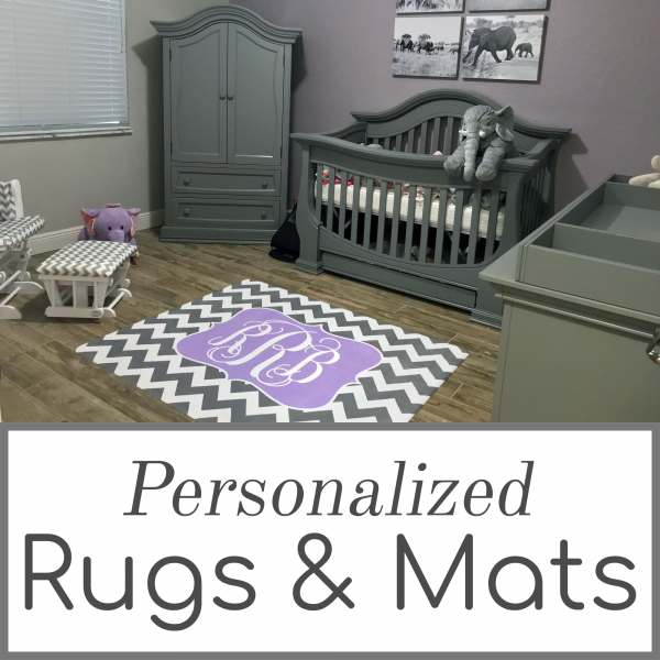 Personalized Rugs and Mats