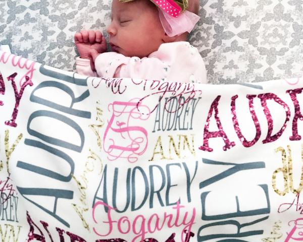Audrey Ann Blanket