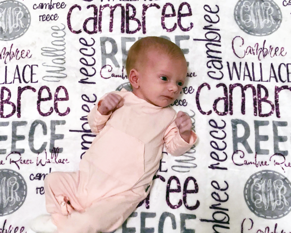Cambree Reece Blanket