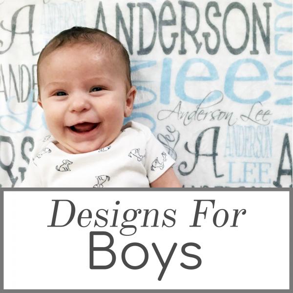 Designs For Boys